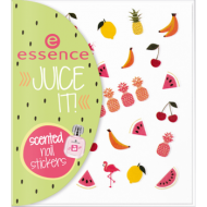 Наклейки для ногтей Juice it! Еssence 01 easy peasy lemon squeezy: фото