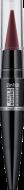 Губная помада и контур 2 в 1 2 in 1 Matt Lipstick & Liner Essence 05 more is more: фото