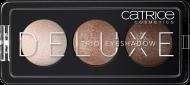 Тени для век Deluxe Trio Eyeshadow Catrice 010 Antique C'est Tres Chic бежевые тона: фото
