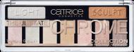 Тени для векThe Ultimate Chrome Collection Eyeshadow Palette Сatrice 010 хром: фото