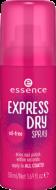Экспресс спрей-сушка лака для ногтей Express dry spray Essence: фото