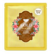 "Маска гидрогелевая ""золото и пчелиное маточное молочко"" PETITFEE KOELF Hydro gel mask pack (jewel series) gold & royal jelly 30г: фото"