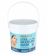 Альгинатная маска с экстрактом чайного дерева LINDSAY Premium cool tea-tree modeling mask pack 820 г: фото