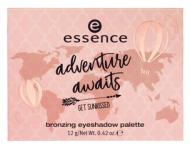 Палетка теней для век ЕSSENCE Аdventure awaits Eyeshadow Palette: фото