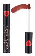 Губная помада Essence Made to Sparkle Velvet Metallic Liquid Lipstick 01 Star of the party: фото