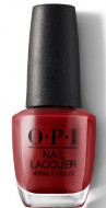 Лак для ногтей OPI Peru I Love You Just NLP39: фото