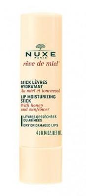 Набор Стик для губ NUXE Reve de Miel Lip moisturizing stick 4г*2: фото
