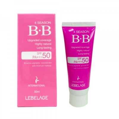 ВВ-крем LEBELAGE BB Cream 4 Season SPF50PA+++ 30мл: фото