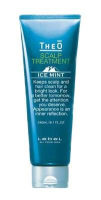 Крем-уход для кожи головы Lebel THEO SCALP TREATMENT ICE MINT 240 мл: фото