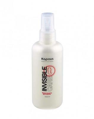 Термозащита для волос Kapous Studio Invisible Care 100мл: фото