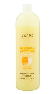 Шампунь для всех типов волос Молоко и мёд Kapous Studio 1000мл: фото