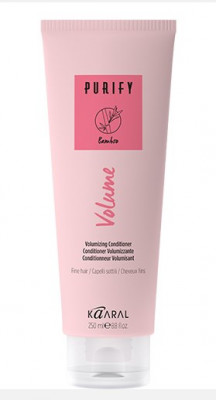 Кондиционер для тонких волос Kaaral Purify-Volume Conditioner 250мл: фото