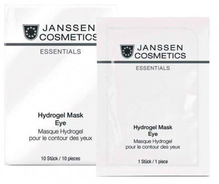 Гидрогель-патчи для кожи вокруг глаз укрепляющие Janssen Cosmetics Hydrogel Mask Eye 1шт: фото