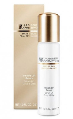 Своротка-лифтинг мгновенного действия с комплексом Janssen Cosmetics Instant Lift Serum 50 мл: фото