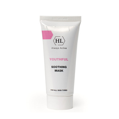 Маска сокращающая Holy Land YOUTHFUL Soothing Mask 70 мл: фото