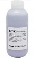 Крем для разглаживания завитка Davines LOVE hair smoother 150 мл: фото