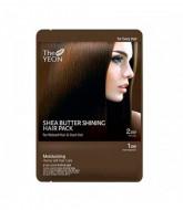 Маска для волос с маслом Ши TheYEON Shea butter shining hair pack 25гр