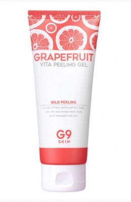 Гель-скатка для лица Berrisom G9 SKIN Grapefruit Vita Peeling Gel 150мл: фото