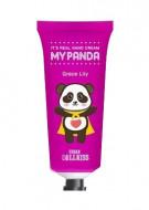 Крем для рук Baviphat Urban Dollkiss It's Real My Panda Hand Cream 05 GRACE LILY 30г: фото