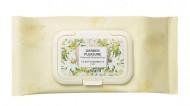 Салфетки очищающие THE SAEM GARDEN PLEASURE Chamomile Cleansing Tissue 100шт: фото