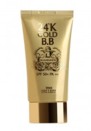 BB-крем с 24к золотом Baviphat Urban Dollkiss Agamemnon 24K Gold BB Cream #21 Light, SPF 50+ PA 50мл: фото