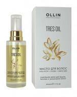 Масло для волос OLLIN TRES OIL 50мл: фото