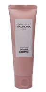 Шампунь для волос ЧЕРНЫЙ ПИОН и БОБЫ EVAS VALMONA Powerful Solution Black Peony Seoritae Shampoo 100 мл: фото