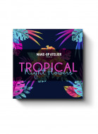 КОСМЕТИЧЕСКИЙ НАБОР MAKE-UP ATELIER PARIS TROPICAL NIGHT FLOWERS: фото