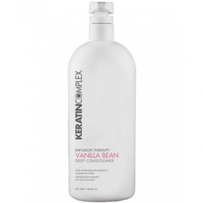 Кондиционер ванильный интенсивного действия Keratin Complex Vanilla Bean Deep Conditioner 946мл: фото