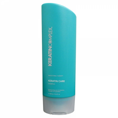 Шампунь с кератином Keratin Complex Care Shampoo 400мл: фото