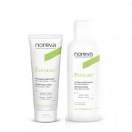 Набор для проблемной кожи NOREVA EXFOLIAC: Лосьон с высоким содержанием АНА 125мл+Очищающая маска 50мл(-30% на маску): фото