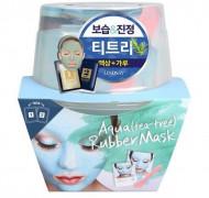 Альгинатная маска с чайным деревом Luxury AQUA Magic Mask Cup Pack tea tree 120 г: фото