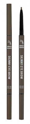 Карандаш для бровей Holika Holika Wonder Drawing Skinny Eye Brow 05 пепельно-коричневый 0,5 г: фото