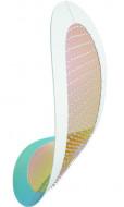 Микроигольные патчи с растительным кофеином от отёков под глазами BLÓM 1 пара