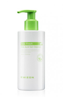 Гель для лица MIZON Pore Fresh Mild Acid Gel Cleanser 200мл: фото