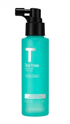 Тоник для ухода за кожей головы с маслом чайного дерева Holika Holika Tea Tree Scalp Care Tonic 100 мл: фото
