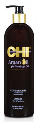 Кондиционер с Маслом Арганы и Маслом Моринга CHI Argan Oil Plus Moringa Oil Conditioner 739 мл: фото
