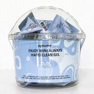 Набор гелей для рук очищающих AYOUME ENJOY MINI ALWAYS HAND CLEAN GEL set 200шт: фото